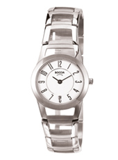 29mm Silver Titanium Lady Watch