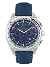 Master 42mm Blue Gents Chronograph with Date