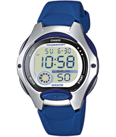 LW-200-2A Kids Digital Blue 34.90mm