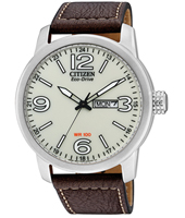 Sport Eco-Drive Time Glow 42mm