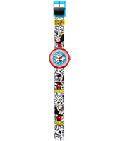 Disney's Mickey Mouse Red Disney kids watch