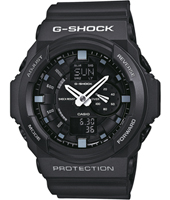 52.20mm Big Black Ana-Digi G-Shock Watch