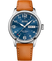 1513331 Pilot 44mm Steel Gents Watch with 24 Hour Dial