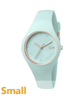 Ice-Glam Pastel Pastel Green Watch, size Small