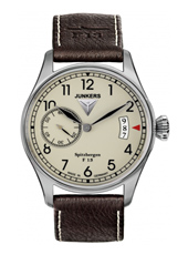 Spitzbergen 42mm Titanium Handwinder with Date & Small Second Dial
