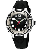 34mm Black Children's Diver