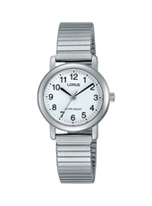 26mm Classic Lady Watch with Flexible Metal Band