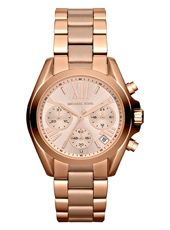 Bradshaw Mini Rose Gold Lady Chronograph