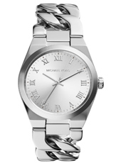 Channing 38mm Silver Ladies Watch