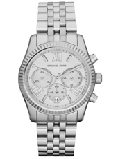 Lexington 38mm Silver Lady Chrono Watch