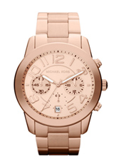 Mercer 41.50mm Rose Gold Lady Chrono Watch