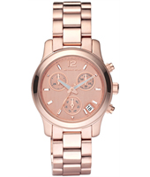 Runway Mini 33mm Rose Gold Ladies Watch