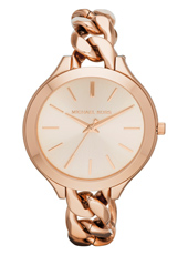 Runway Slim Rose Gold Lady Watch