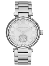 Skylar Silver Lady Watch