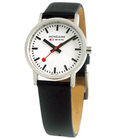 Classic 33mm Matte Swiss Railway Watch