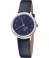 Helvetica No1 Regular 33mm Swiss watch with Sapphire crystal