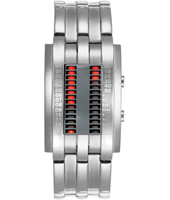 Circuit MK2 Mirrored Steel High-Tech Digital watch