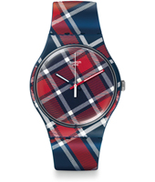 Highland Mix - Color-Kilt 41mm New Gent Watch