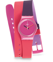 Fun In Pink 25mm Standard Lady Watch