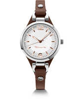 Virginia Ladies Watch with Cuff Strap