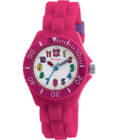 Funky Numbers  Pink Girls Watch