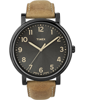 Originals Classic 42mm Large Brown & Black Watch