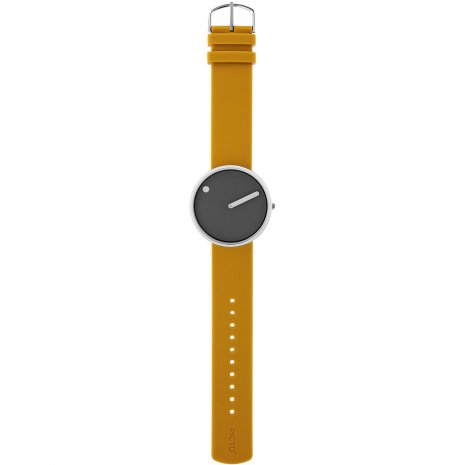 Grey Design Watch Medium Size Colecção Primavera/Verão Picto